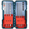 Bosch 7-Piece Round Hammer Drill Bit Set