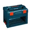 Bosch 17.25-in 2-Drawer Lockable Blue Plastic Tool Box