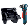 Bosch Click & Go Bare Tool 12-Volt Max 3/8-in Cordless Angle Drill with L-Boxx Insert Tray
