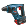 Bosch 18-Volt Lithium Ion (Li-ion) 1/2-in SDS-Plus Variable Speed Cordless Rotary Hammer with Hard Case