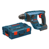 Bosch Click & Go Bare Tool 18-Volt 1/2-in Variable Speed Cordless Compact Rotary Hammer with L-Boxx-2