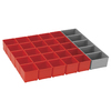 Bosch Click and Go 26-Compartment Plastic Part Tray