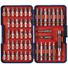 Lowes.com deals on Bosch T4047 47-Piece Screwdriver Bit Set