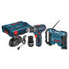 Bosch 12-Volt Lithium Ion 3/8-in Cordless Drill with Battery and Hard Case