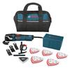 Bosch 3-Amp Oscillating Tool Kit
