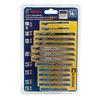 Bosch 14-Pack U-Shank Jigsaw Blade Set
