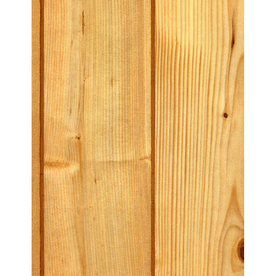 Chesapeake 4-ft x 8-ft x 1/8-in Rustic Pine Wood Wall Panel