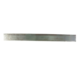 COL-MET 8-ft Silver Galvanized Landscape Edging Section