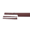 COL-MET 4-ft Brown Powder Coat Landscape Edging Section