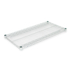 Alera 3-ft L x 18-in D Silver Wire Shelf