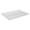Alera 3-ft L x 24-in D Silver Wire Shelf