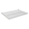Alera 3-ft L x 24-in D Silver Wire Shelf