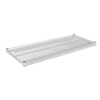 Alera 4-ft L x 18-in D Silver Wire Shelf