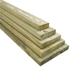#2 Pressure Treated Lumber (Common: x; Actual: 1.5-in x 5.5-in x 20-ft)