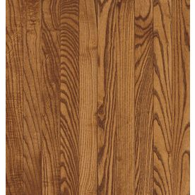 Bruce Laurel Strip 2.25-in W Prefinished Oak Hardwood Flooring (Gunstock)