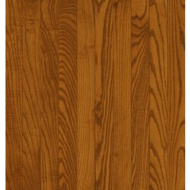 Bruce Natural Reflections 2.25-in W Prefinished Oak Hardwood Flooring (Gunstock)