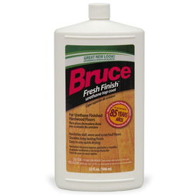 Bruce Fresh Finish 32-fl oz Floor Polish