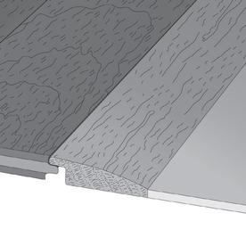 Bruce 1-1/2-in x 78-in Saddle Oak Reducer Moulding