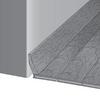 Bruce 1.81-in x 78-in Gunstock Oak Base Floor Moulding