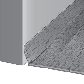 Bruce 1.81-in x 78-in Butterscotch Base Floor Moulding