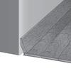 Robbins 1.81-in x 78-in Auburn Maple Base Floor Moulding