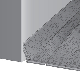 Robbins 1.81-in x 78-in Cherry Ochre Cherry Base Floor Moulding