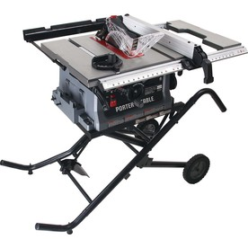 PORTER-CABLE Amps Blade Size Table Saw