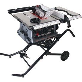 PORTER-CABLE 15-Amp 10-in Table Saw