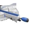 Kobalt 7-1/4-in 9-Amp Bevel Sliding Laser Compound Miter Saw