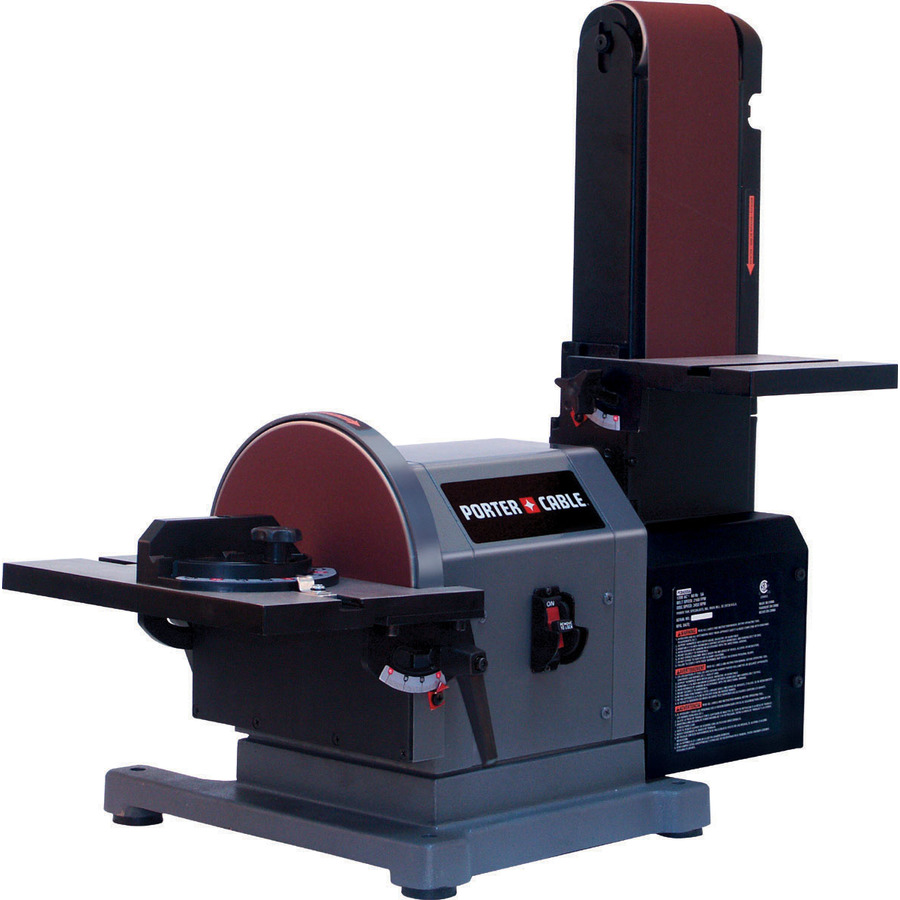 Burr King Belt Grinder Sharpener | LawnSite