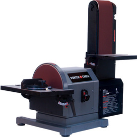 PORTER-CABLE 4-in x 8-in Belt-Disc Benchtop Sander