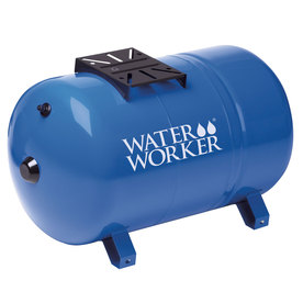 Shop Water Worker 20 Gallon Horizontal Pressure Tank At Lowescom