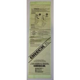 Oreck 25-Pack 12 Liters Disposable Paper Vacuum Bag