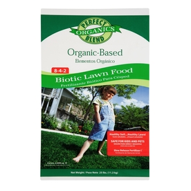 Perfect Blend Biotic Lawn Fertilizer