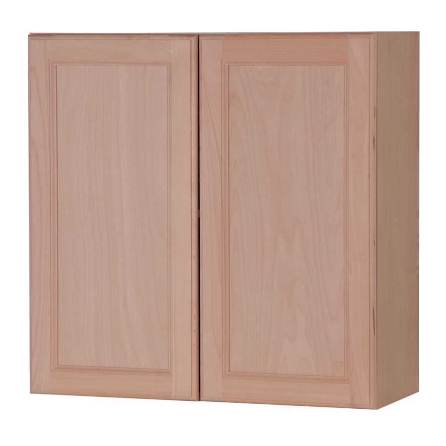 Unfinished Stock Kitchen Cabinets