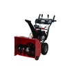 Power Smart 208-cc 24-in Two-Stage Electric Start Gas Snow Blower with Headlight