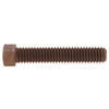 The Hillman Group 10-Count 5/16-in-18 x 1/2-in Plain Steel Cup-Point Allen-Drive Socket Cap Screws