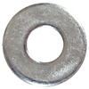 The Hillman Group 60-Count #6 x 3/8-in Zinc-Plated Standard (SAE) Flat Washers