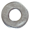The Hillman Group 24-Count 9/16-in x 1-3/8-in Zinc Plated Standard (SAE) Flat Washers