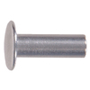 The Hillman Group 20-Count #8 x 0.625-in Binder-Head Zinc-Plated Slotted-Drive Interior/Exterior (SAE) Binding Post Screws