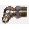 The Hillman Group 1/4-28 45-Degree Button Head Parallel Grease Fitting