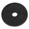 The Hillman Group 10-Count 1/4-in x 2-in Rubber Standard (SAE) Fender Washers
