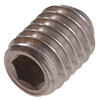 The Hillman Group 20-Count #14 1/4-in- 20 x 1/4-in Stainless Steel Cup-Point Allen-Drive Socket Cap Screws