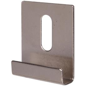 Bathroom mirror mounting clips - Shop The Hillman Group 4 Count Wide Channel Mirror Clips