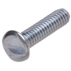 The Hillman Group 10-Count #6 x 0.5-in Zinc-Plated 1-Way-Drive Interior/Exterior Security Screws