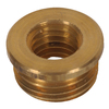 The Hillman Group 10-Pack Brass Lamp Reducer
