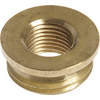 The Hillman Group 5-Pack Brass Lamp Reducer