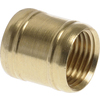 The Hillman Group Brass Ceiling Fan Downrod Coupler