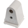 The Hillman Group 4-Pack White Lamp Socket