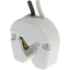 The Hillman Group 3-Pack White Lamp Socket